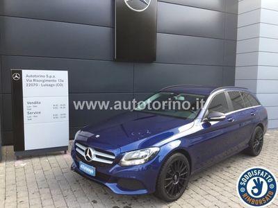 usado Mercedes 180 CLASSE C SW C SW(BT) Executive auto