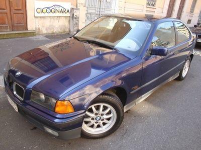 usata BMW 318 Compact ti cat aut.