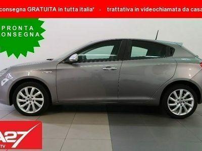 usata Alfa Romeo Giulietta 1.6 JTDm 120 CV Super GRIGIO STROMBOLI