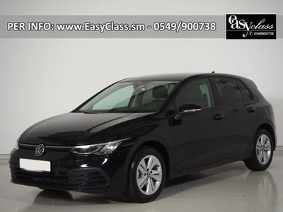 """usata VW Golf VIII 1.5 TSI 150 CV ACT LIFE NAVI LED DAB 16"""""""
