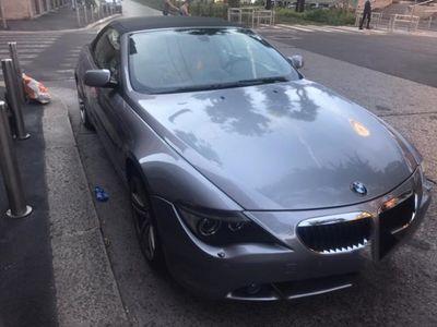 usata BMW 630 Cabriolet