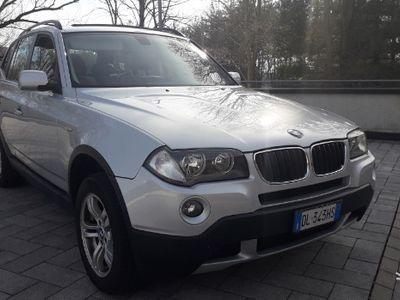 usata BMW X3 2.0 4x4 diesel automatica perfetta