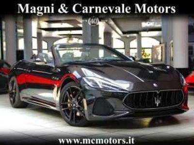 usata Maserati GranCabrio MC SPORTLINE|181.223 LISTINO|CARBON PACK|HARMAN K. Benzina