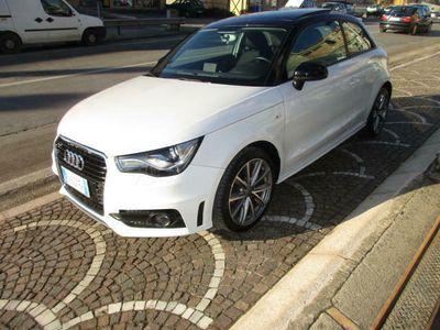 usata Audi A1 1.6 TDI S line editionplus full optional garantita