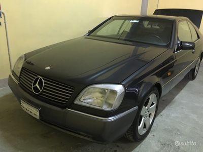 usata Mercedes S420 classeCoupè