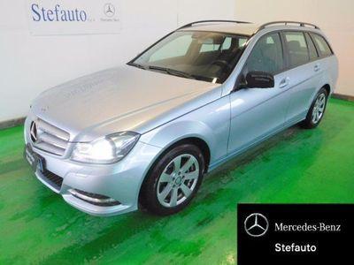 usata Mercedes C220 CDI Executive Aut. S.W. Navi