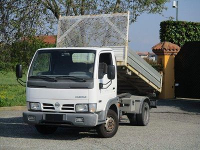 usata Nissan Cabstar 35.13 SE 3.0 Tdi RIBALTABILE rif. 11316844