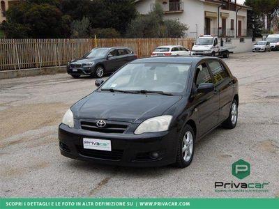 begagnad Toyota Corolla 1.4 D-4D M-MT 5 porte Sol