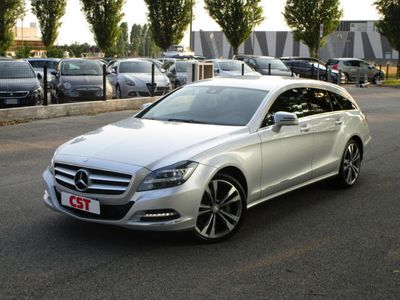 begagnad Mercedes CLS350 CDI SW BlueEFFICIENCY 4Matic LED/XENON PELLE PDC