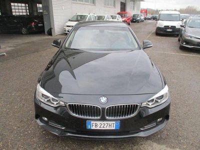 usado BMW 420 Gran Coupé Serie 4 Coupé SERIE 4 d xDrive Luxury autom. 5 PORTE BERLINA
