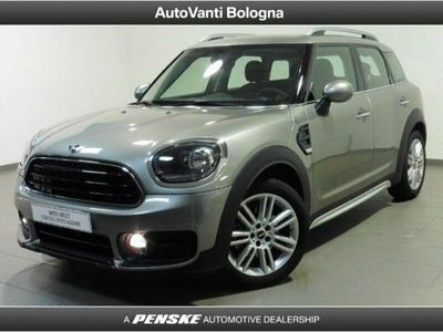 usata Mini Cooper D Countryman ANDERE 2.0 Business Automat