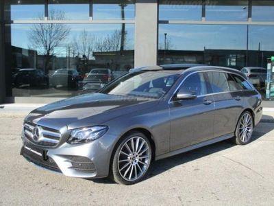 usata Mercedes 400 Classe E Station Wagond 4Matic Auto Premium Plus nuova a Susegana