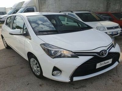usata Toyota Yaris 1.0 5 porte Business GPL