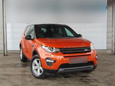 używany Land Rover Discovery Sport Td4 Automatik 4wd Se Xenon Bluetooth Pdc Klima Dpf