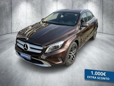 usata Mercedes GLA200 200 d (cdi) Executive auto