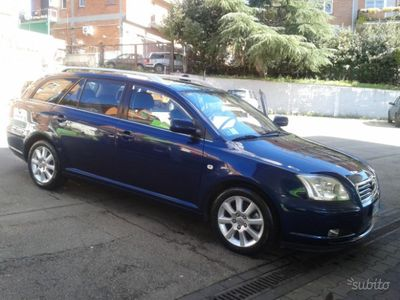 used Toyota Avensis 2ª serie - 2006
