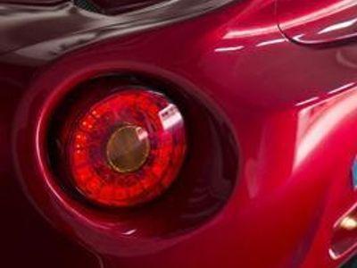 brugt Alfa Romeo 4C Spider 4C 1750 TBi Spider