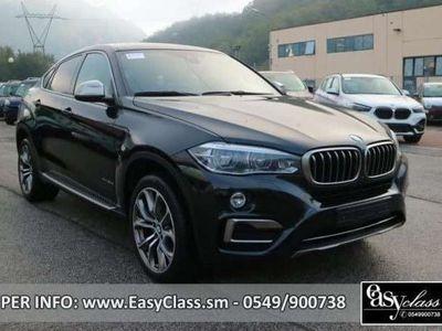 usata BMW X6 xdrive30d navi led tetto pelle 20
