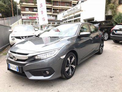 brugt Honda Civic 1.5 4 porte Executive del 2018 usata a Perugia