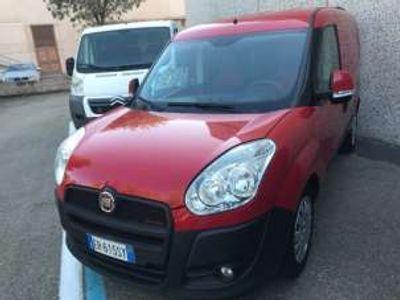 usata Fiat Doblò 2.0 MJT 136CV Cargo Lamierato SX