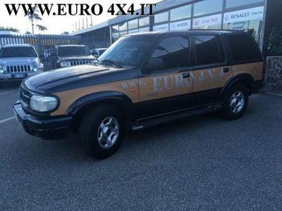brugt Ford Explorer Mondeo4.0 v6 200 cv gpl automatica pelle tetto