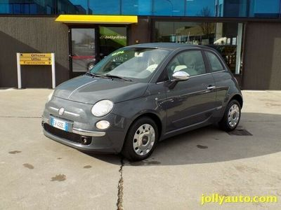 usata Fiat 500 1.2 EasyPower Pop GPL - OK NEOPATENTATI
