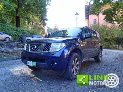 usata Nissan Pathfinder DCI SE