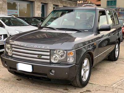 usata Land Rover Range Rover 3.0 Td6 HSE Legno