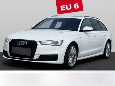 brugt Audi A6 Avant 3.0 Tdi Clean Diesel Quattro S Line Xenon Navi