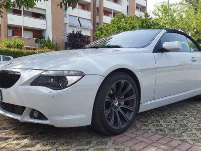 usata BMW 650 Cabriolet Serie 6 (E63/E64) cat