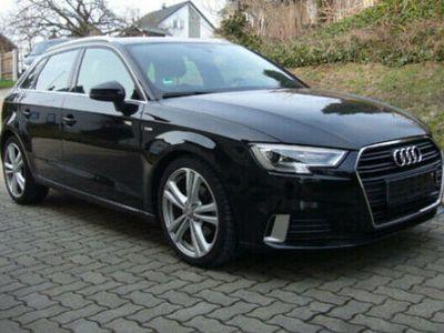 usata Audi A3 S Line Aziendale Km Certificati Garanzia 12 Mesi