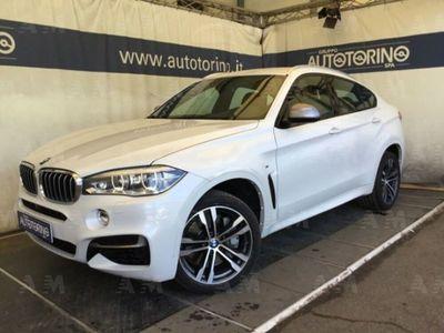 używany BMW X6 M50d del 2015 usata a Cremona