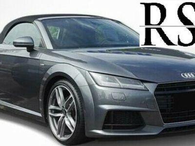 usata Audi TT Roadster 2.0 TDI 184 CV S-LINE LED VIRTUAL