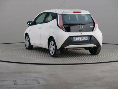 usata Toyota Aygo 1.0 Vvt-I X-Cool Tss