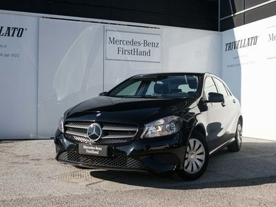usata Mercedes A180 CLASSE A (W/V176)CDI BlueEFFICIENCY Executive