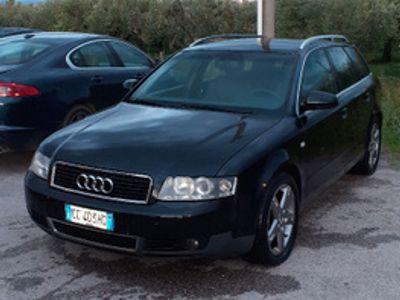 usata Audi A4 1.9 tdi 130 cv avant sw- 2002