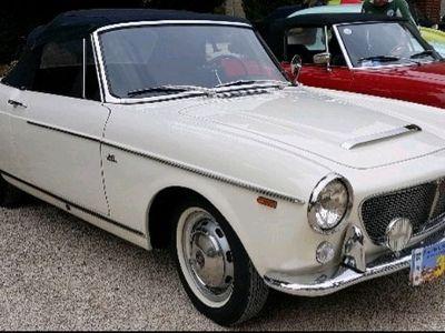 """usata Fiat 1200 CABRIO 1962 """"Vetture speciali"""""""