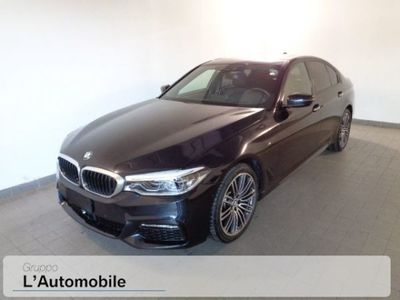 usata BMW 540 i xdrive Msport auto