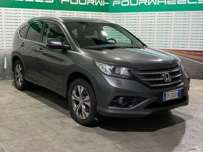 usata Honda CR-V 2.2 i-DTEC Executive AT 4wd