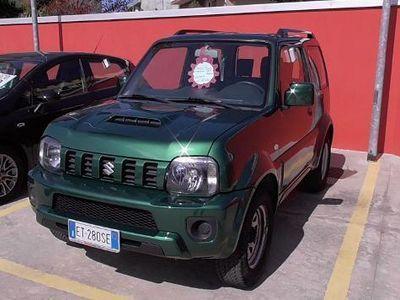 käytetty Suzuki Jimny 1.3 4WD Evolution del 2014 usata a Reggio Calabria