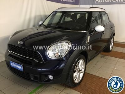 brugt Mini Cooper SD Countryman COUNTRYMAN 2.0