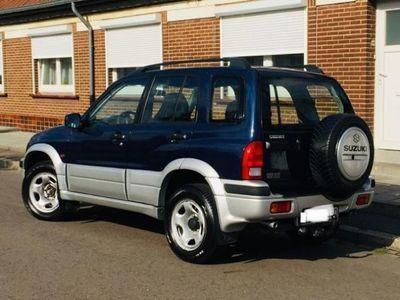 usata Suzuki Grand Vitara 4x4
