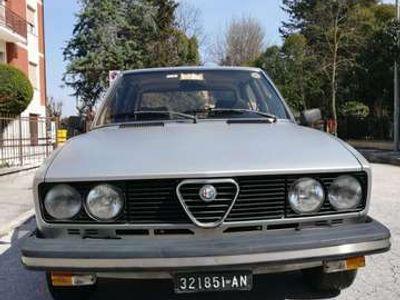 usata Alfa Romeo Alfetta - 1981 AMERICA