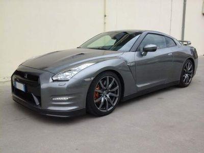 usata Nissan GT-R 3.8 V6 Black Edition - 2013