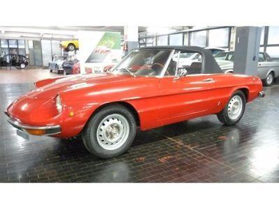 usata Alfa Romeo Spider Duetto 1300