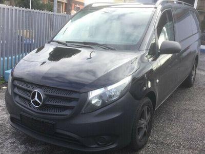 usata Mercedes Vito 116 CDI 163 CV AUT LONG NAVI VETRI PRIVACY