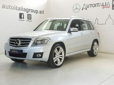 usata Mercedes GLK220 CDI 2WD BlueEFFICIENCY Sport