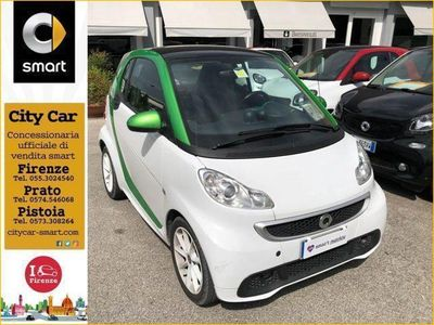 usata Smart ForTwo Electric Drive coupé
