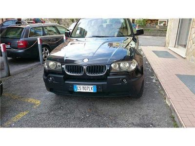 begagnad BMW 2000C/CS X3anno 2005 4X4