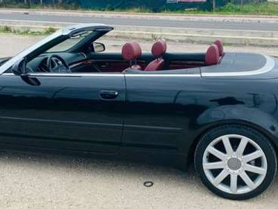 usata Audi A4 Cabriolet full
